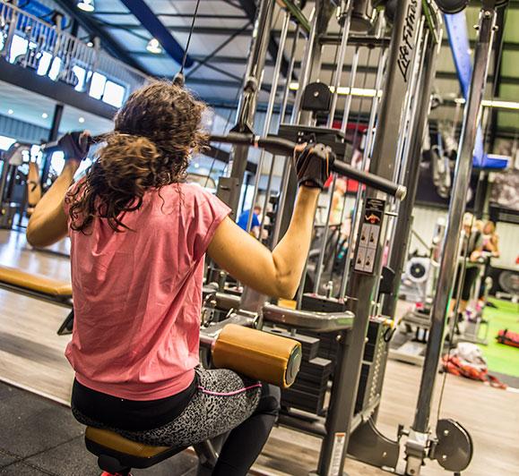 Start met een Gratis Proefweek fitness bij MyMove in Krimpen